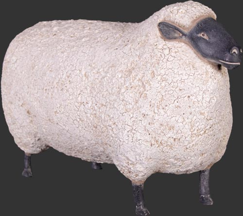 Small Sheep / Fiberglass