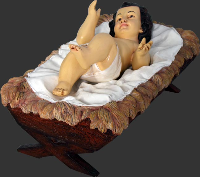 The Nativity - Baby Jesus / Fiberglass