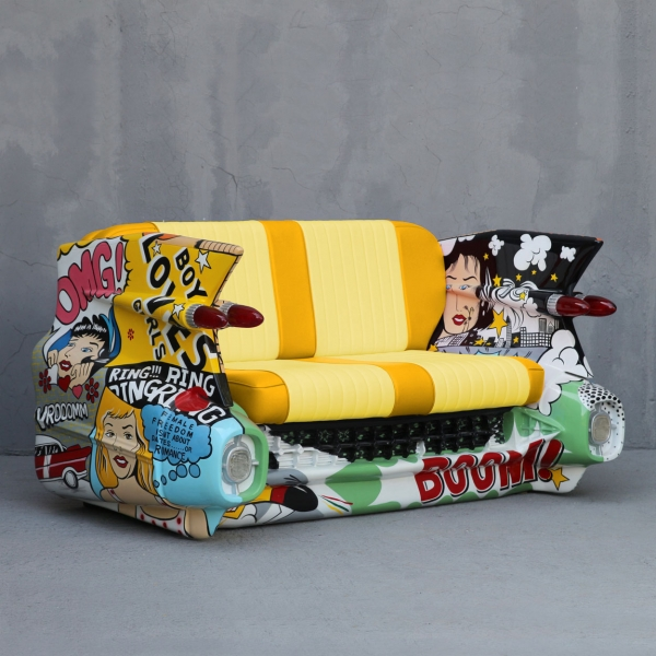 Pop C-Car Sofa