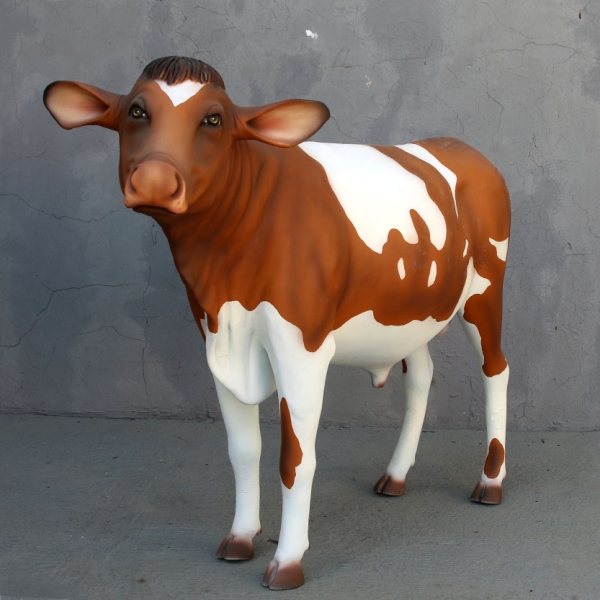 Guernsey Cow 3.67 Ft