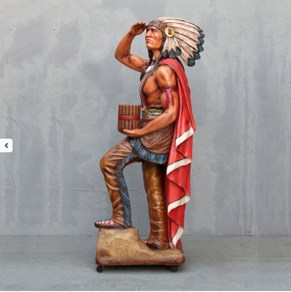 Cigar Store Indian 6 Ft.