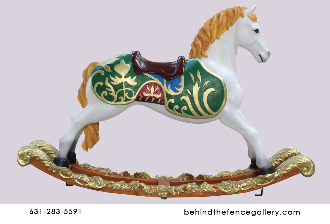 Regal Huge Rocking Horse