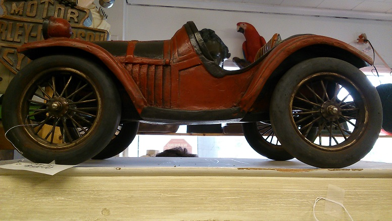 Wooden Car - Click Image to Close