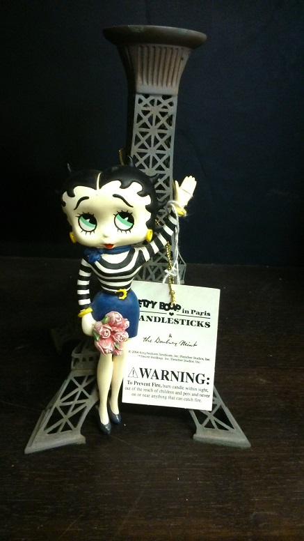 Betty Boop in Paris