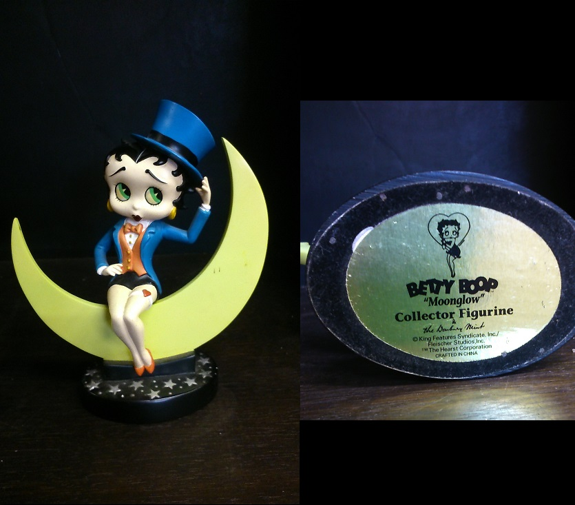 "Betty Boop ""Moonglow"""