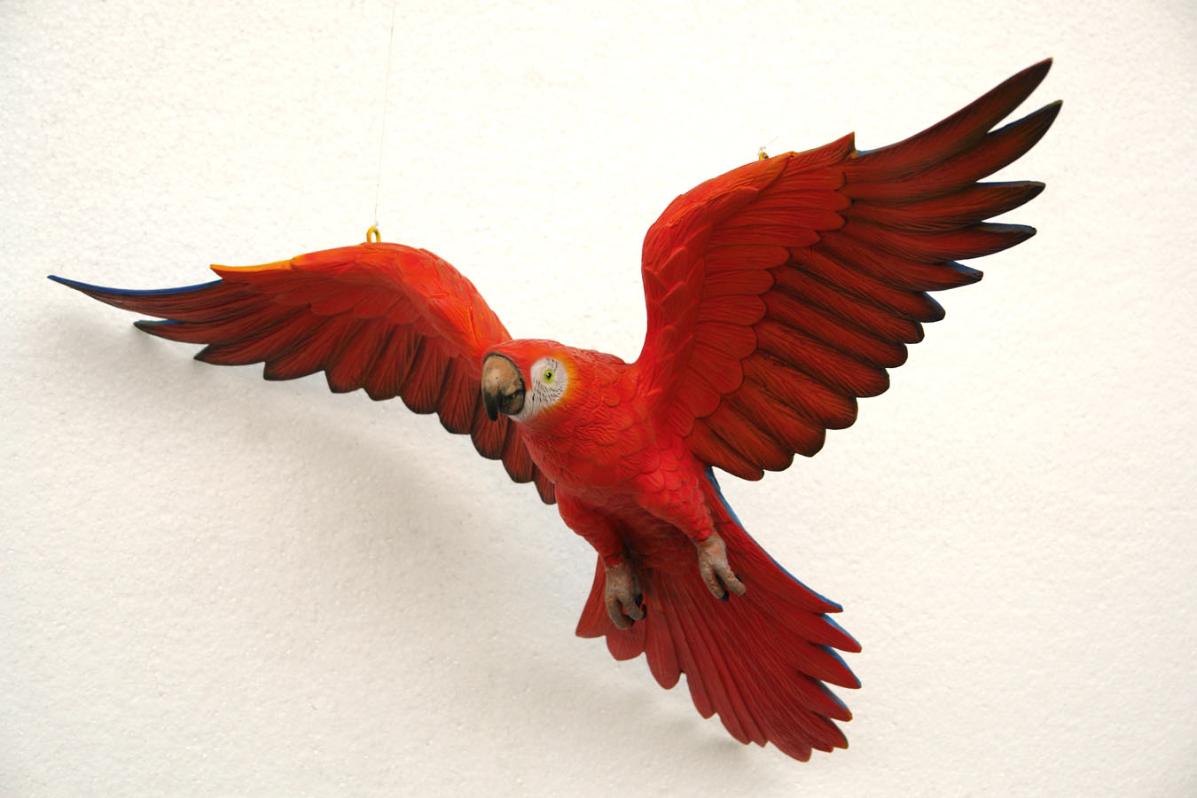 Parrot Flying (Red)