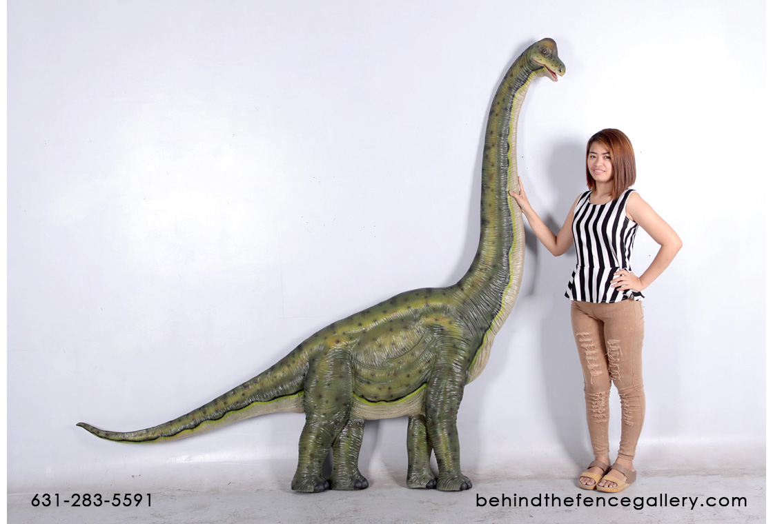 Brachiosaurus Wall Mount - Click Image to Close