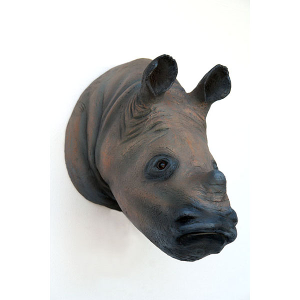 Rhinoceros Head