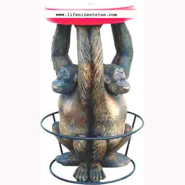 Monkey Bar Stool
