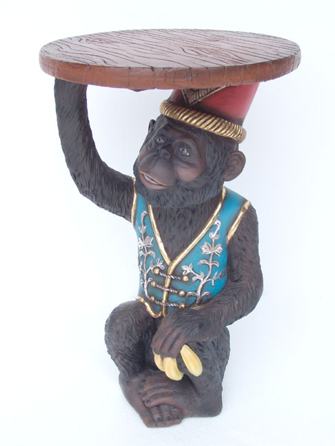 Monkey Table
