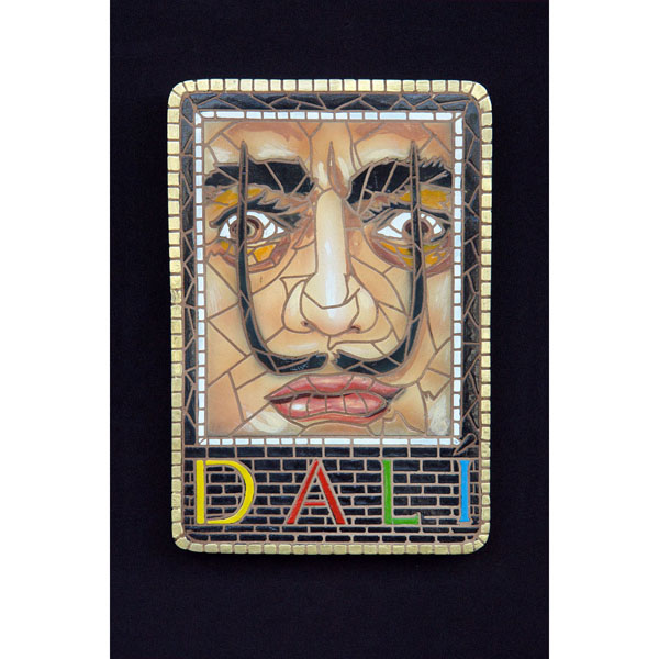 Salvador Dalí Mosaic Decor