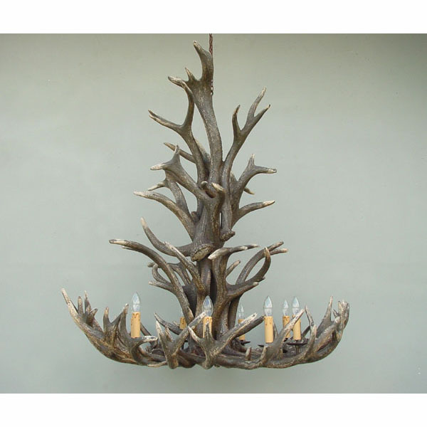 Antler Chandelier (8 Lights)