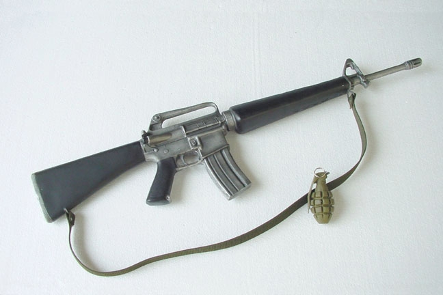 M-16 Carbine Rifle