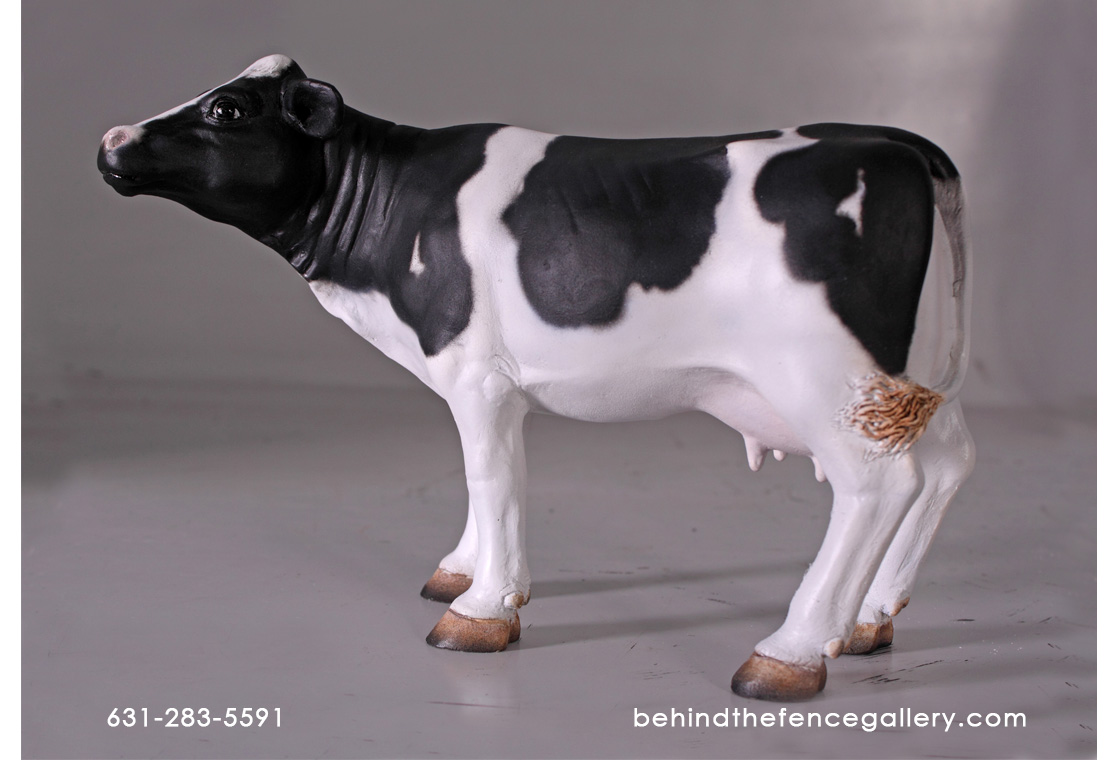 Adorable Mini Cow Figurines