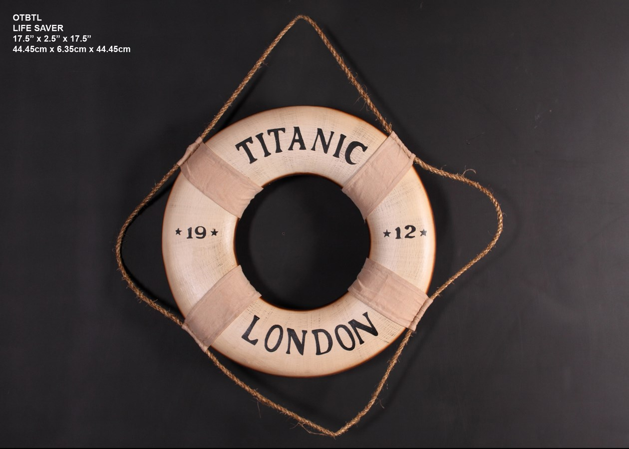 "Life Saver ""TITANIC"" - Click Image to Close"