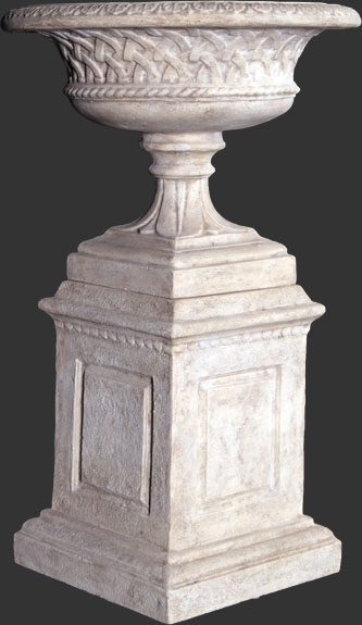 Eastwell Urn with Base