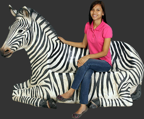 Zebra Seat-Outdoor