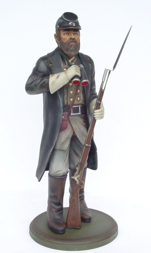 Confederate Soldier 3 ft