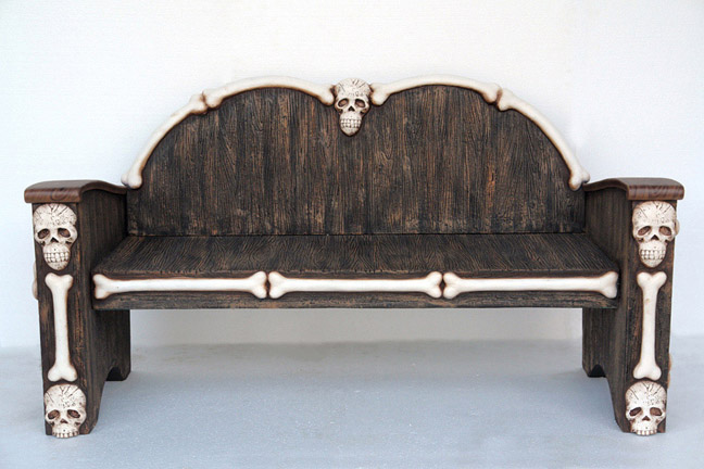 Pirate Bench