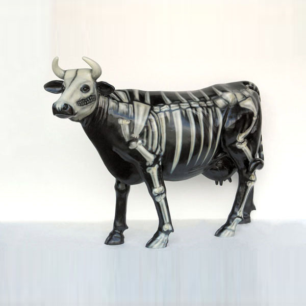 Skeleton Cow (with or without Horns)