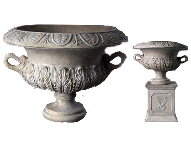 Acanthus Urn (Base not Included)