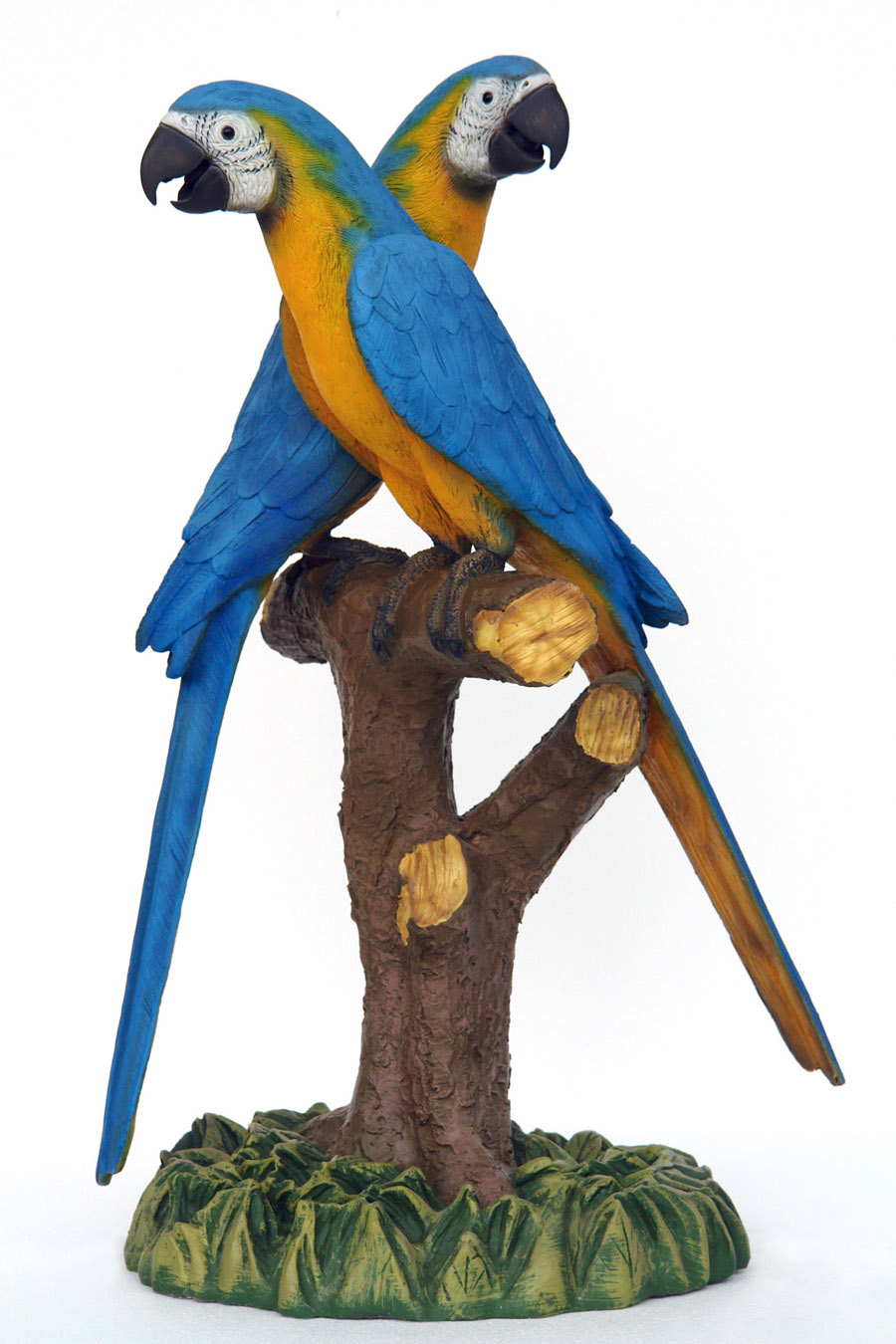 Blue Gold Macaw Lover 3ft. / Fiberglass