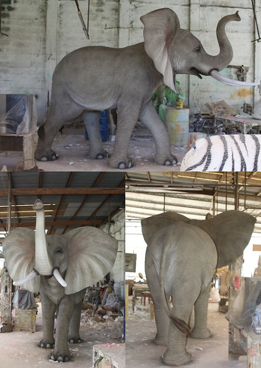 !New Giant Elephant!