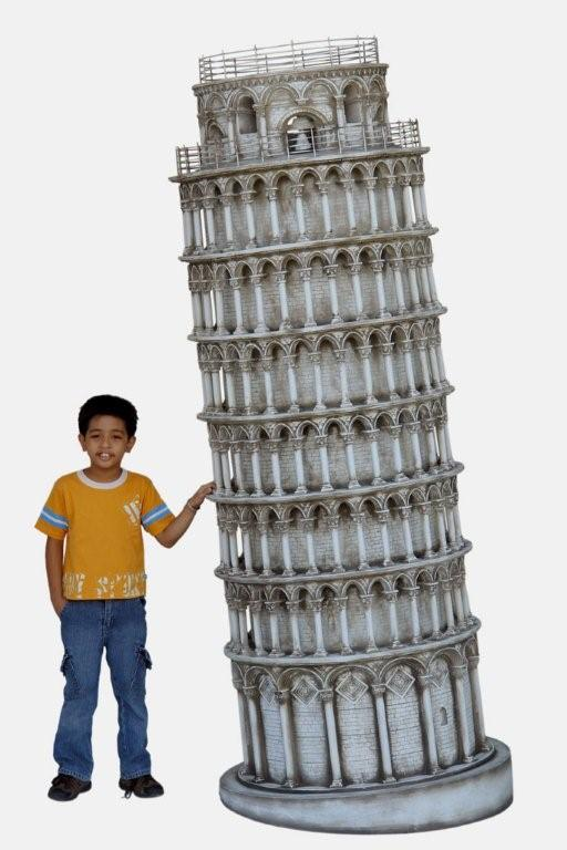 Leaning Tower of Pisa 7 Ft.