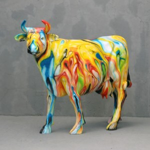 Popart Cow