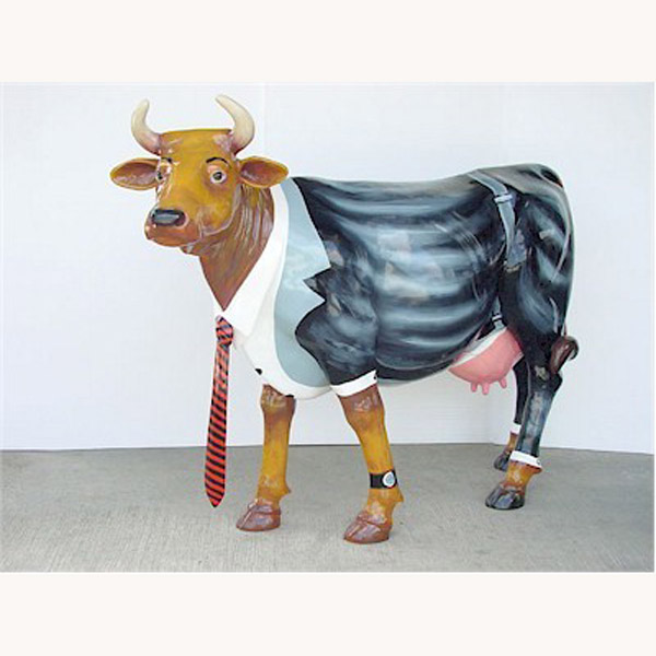 Working Cow (with or without Horns)