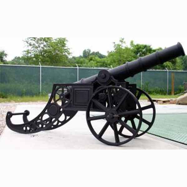 Cast Iron Cannon - Civil War