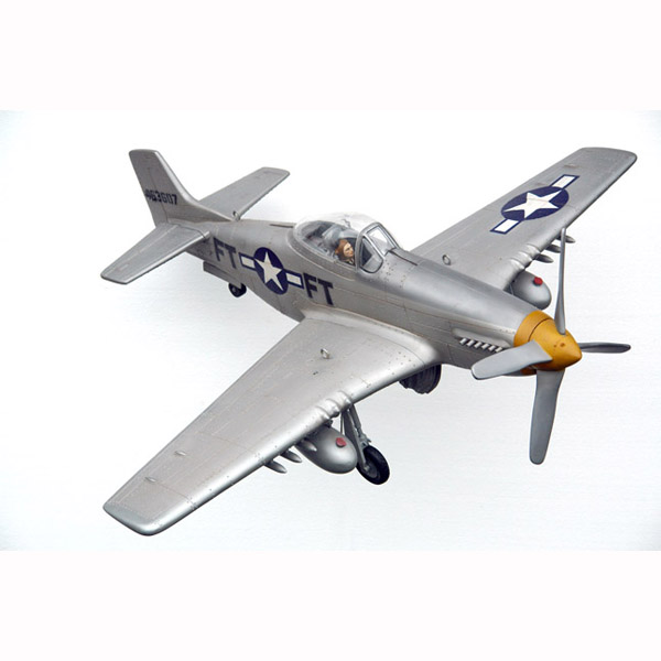 Mustang Model Airplane (small)