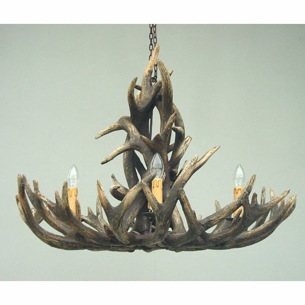 Antler Chandelier (4 Lights)