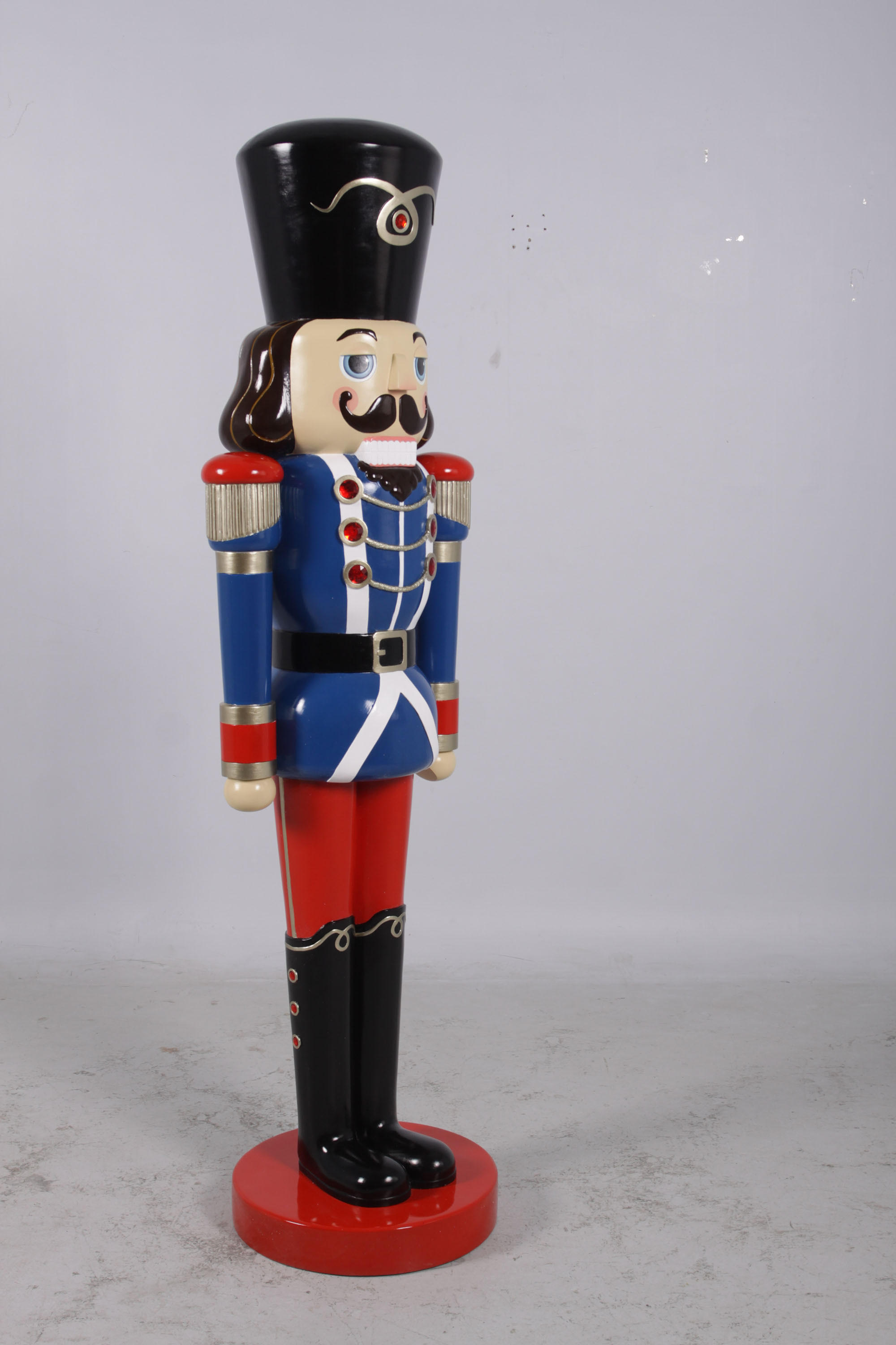 Nutcracker Statue Soldier 6ft