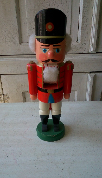 Red Nutcracker